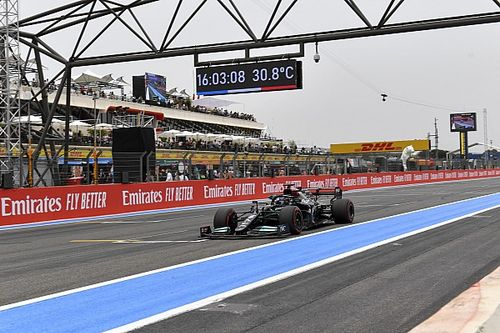 Horner: Red Bull can beat Mercedes anywhere if it wins in France