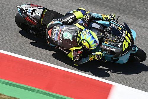 "Rossi ""in trouble"" in Mugello MotoGP practice"