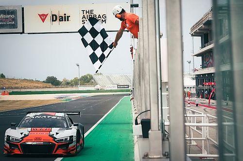 GTWC, Misano: Audi-WRT pigliatutto, a Weerts-Vanthoor pure Gara 2