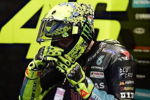 """Rossi: """"Tengo la sensación de haber visto a Simoncelli hace solo unos meses"""""""