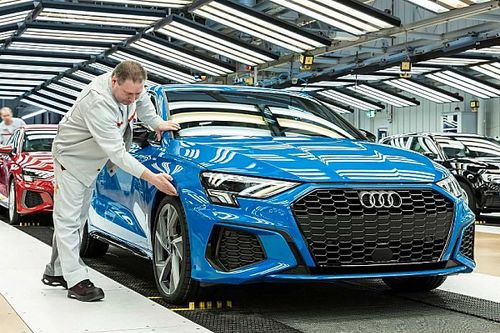 Nagy bajban az Audi: ismét leálltak a termelések