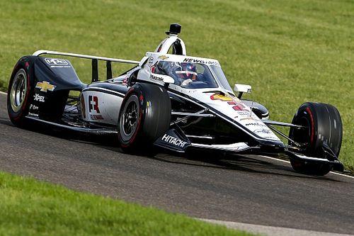 Newgarden leidt tweede dag Indy500-test voor drie oud-winnaars