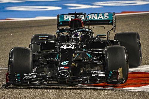 """Hamilton: """"F1 moet weer een bandenoorlog invoeren"""""""