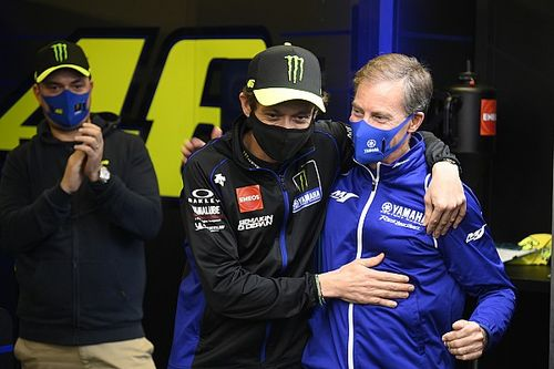 Menakar Kans Pemasok Motor Tim VR46 untuk MotoGP 2022
