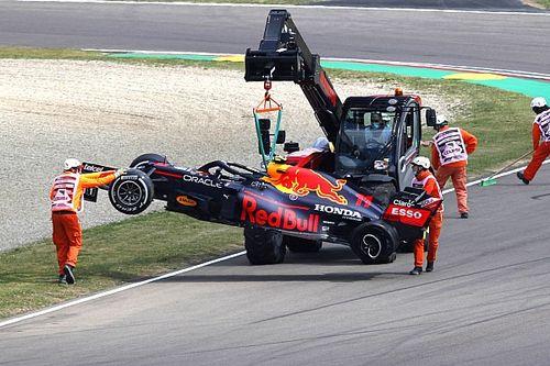 Marko considera que Pérez tuvo la culpa en incidente con Ocon