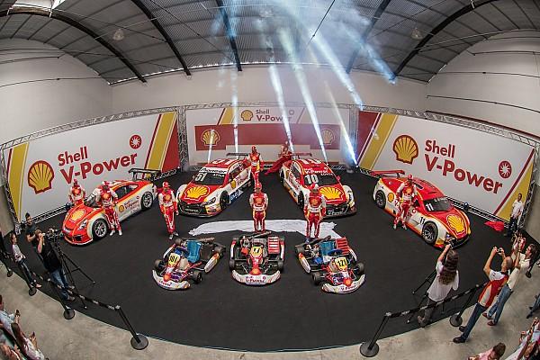 Stock Car Brasil Últimas notícias Shell lança maior plataforma de atuação do automobilismo nacional