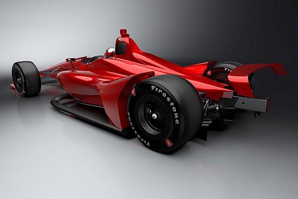 IndyCar Noticias de última hora IndyCar lanza más imágenes de su coche de 2018