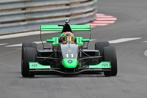Formule Renault Raceverslag FR2.0 Monaco: Fenestraz wint, Verschoor achtste