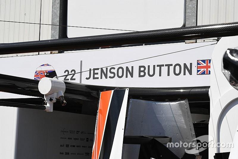 Button heeft geen spijt van overslaan formule 1 test bahrein for Garage formule m