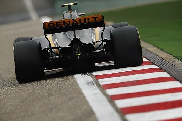 Renault gunakan sayap belakang baru di GP Spanyol