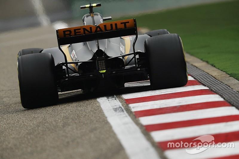 Renault estrenará un ala trasera en Barcelona