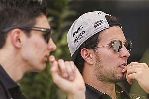 F1 突发新闻 印度力量:佩雷兹和奥康已足够成熟,可以自由竞争