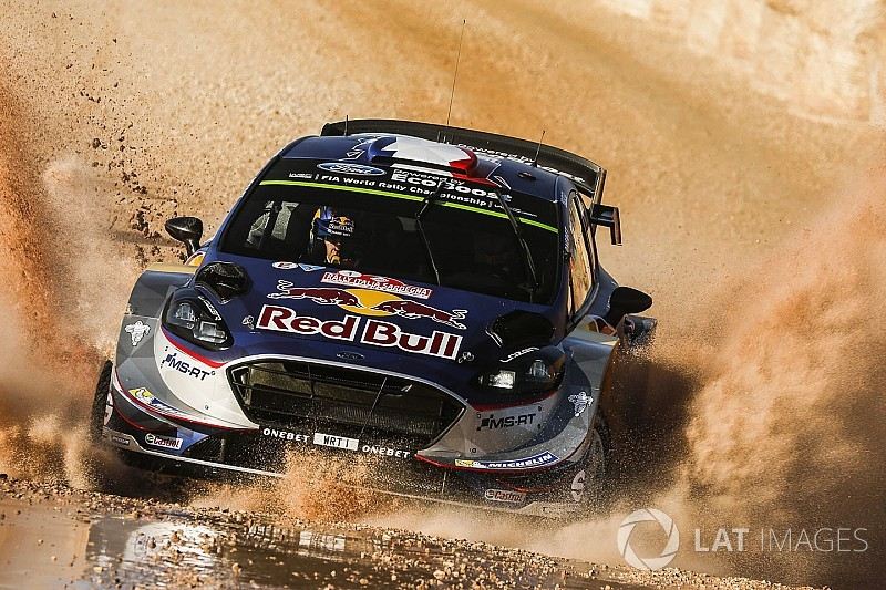 Ogier wants Ford backing to stay at M-Sport in 2018