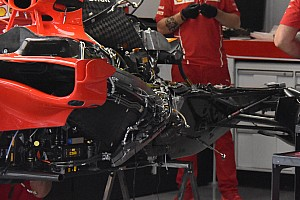 Formula 1 Analisi Ferrari: il cambio di Vettel salvato verrà utilizzato dalle libere di sabato
