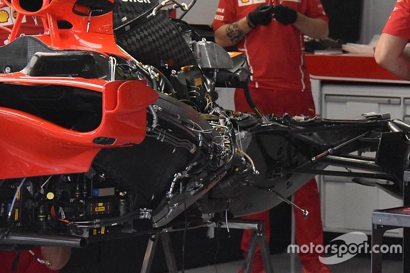Фото: Ferrari врятувала коробку Феттеля та використає її в Японії