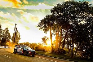 WRC Etappeverslag WRC Catalonië: Mikkelsen aan de leiding na eerste dag met Hyundai