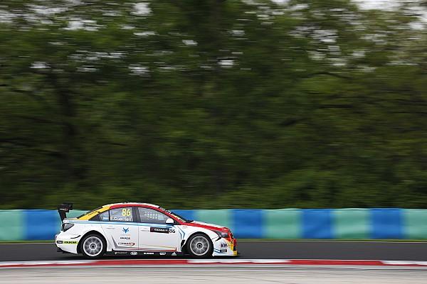 Guerrieri clasificó tercero en Hungría