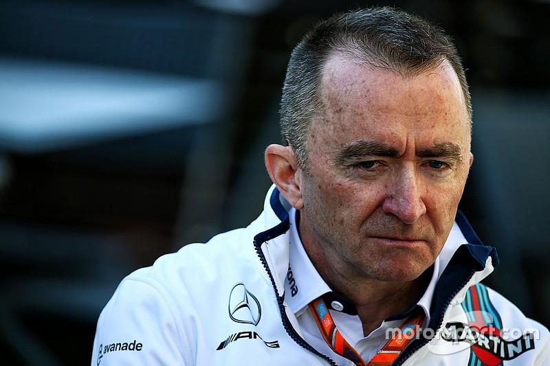 Після переходу до Williams Лоу був шокований