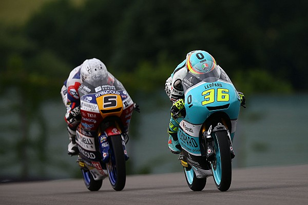 Moto3 Relato da corrida Líder do mundial, Mir derrota Fenati e vence 6ª no ano