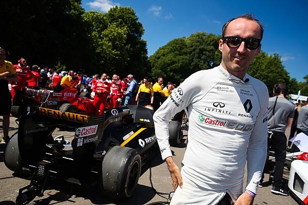 Macaristan testlerinde Renault'nun Kubica'yı piste çıkarıp çıkarmayacağı merak konusu