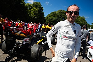 Formula 1 Breaking news Kubica intrigue mounts as Hungary test plans fall into place