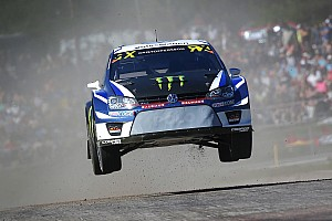World Rallycross Sıralama turları raporu İsveç WRX: Kristoffersson evinde Loeb'ün önünde