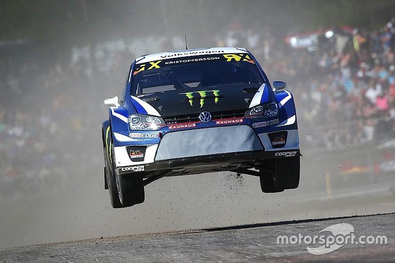 Rallycross-WM (WRX) 2017 in Schweden: Johann Kristoffersson gewinnt