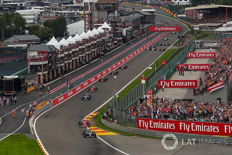 Bélgica seguirá en la F1