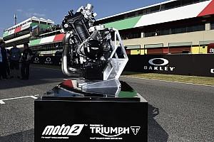 Moto2 Noticias Kalex pondrá en pista la moto de 2019 con motor Triumph en Valencia