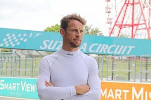 スーパーGT 速報ニュース バトン、来季のプランに言及「レースをしたい。でも何か違うことを」
