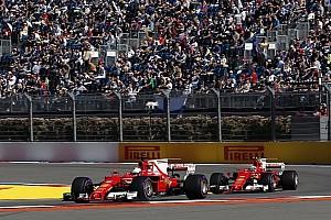 Formula 1 Qualifying report GP Rusia: Vettel rebut pole, Ferrari start 1-2 perdana sejak 2008