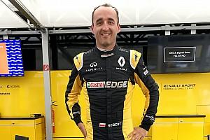 Kubica passes mandatory F1 extraction test