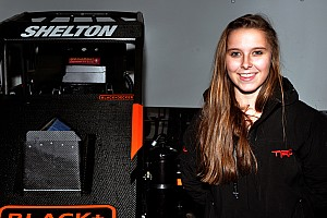 Midget Interview Chili Bowl rookie Holly Shelton is quickly scaling the racing ladder