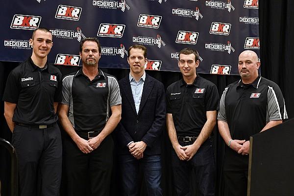 Brad Keselowski Racing hadirkan konten eksklusif NASCAR Truck Series