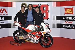 Moto3 Breaking news SIC58 Squadra Corse pastikan debut di Moto3