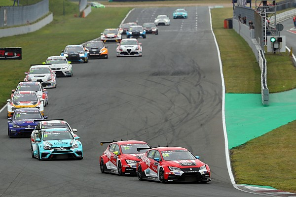 TCR Craft-Bamboo Racing score podium in Oschersleben to close in on teams' championship lead