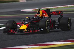 Formule 1 Résumé d'essais En tests, Verstappen évalue déjà les capacités de dépassement