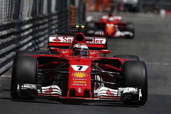 """Formula 1 Breaking news Raikkonen: Posisi finis kedua """"tidak terlalu berarti"""""""
