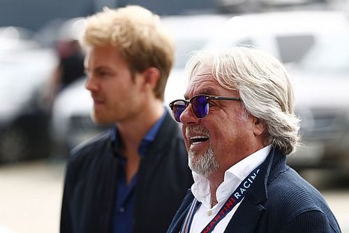 "Keke Rosberg explains why he became an F1 ""recluse"""