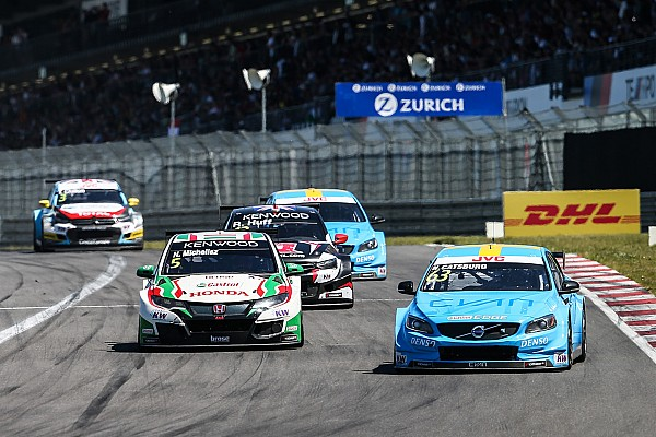 WTCC Interview Volvo team structure key to beating Honda