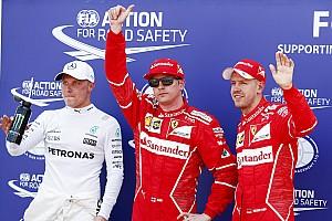 Formula 1 Hasil Grid start balapan GP Monako 2017