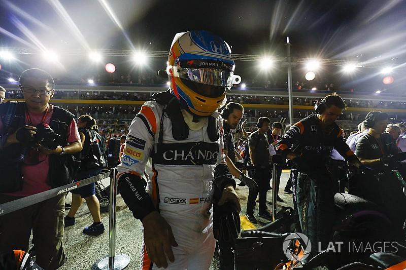 """Alonso: """"2018-ban kiderül az igazság a McLarenről"""""""