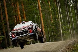 WRC Actualités Meeke déplore un manque de soutien et de confiance