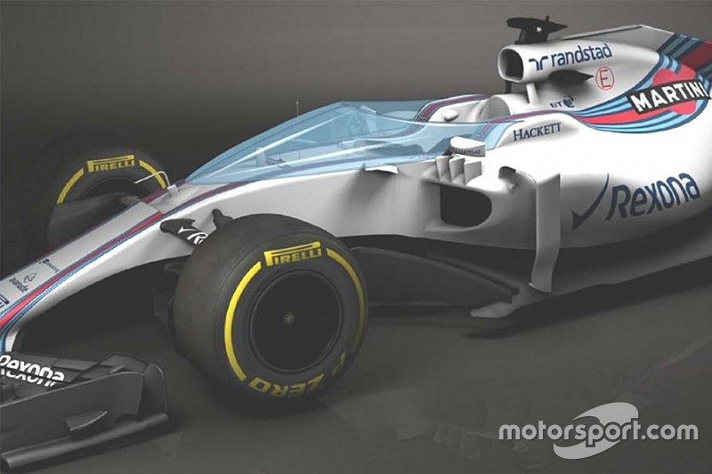 F1 set for Shield test at British GP, first image revealed