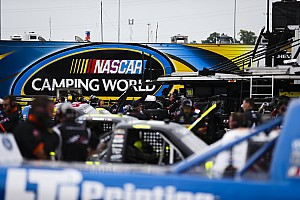 NASCAR Truck Breaking news NASCAR's Camping World Truck Series to get new name in 2019