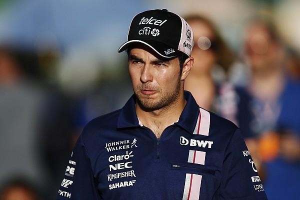 Perez, Malezya GP'sinde yarışamamaktan korkmuş