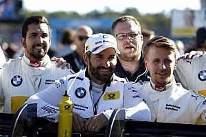 DTM News Samstags-Meister Timo Glock: Wären wir nur samstags gefahren...