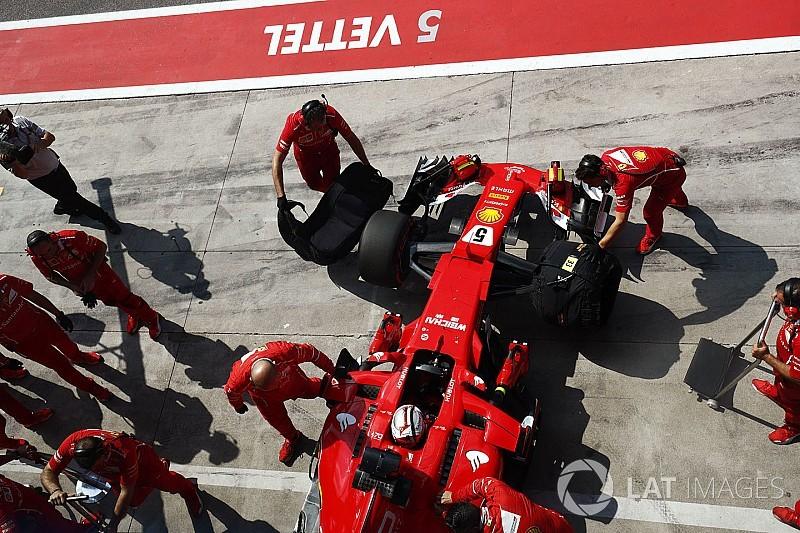 """L'importance """"unique"""" de Ferrari face à l'intérêt des fans selon Liberty"""