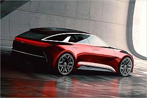 Automotive News Kia zeigt Designstudie für neues Cee'd-Modell