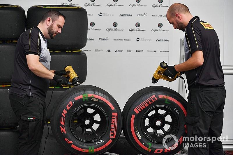 Pirelli: Desgaste de pneus em Suzuka foi aumentado por tufão